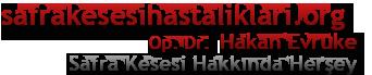 Safra Kesesi Hastalıkları Op.Dr.Hakan Evrüke Genel Cerrahi Uzmanı